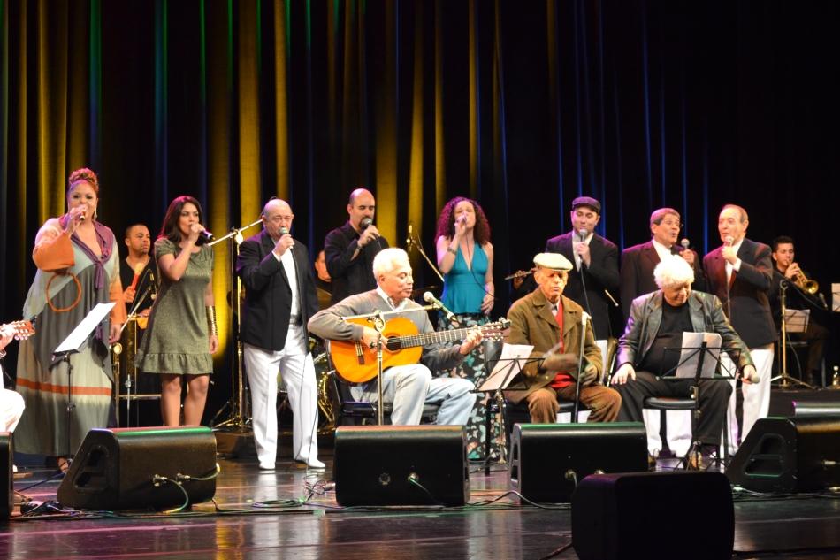Homenagem a Elton Medeiros. Sesc Vila Mariana. 3.7.2013