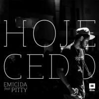 """Emicida grava com Pitty para o seu primeiro álbum - ouça """"Hoje Cedo"""""""