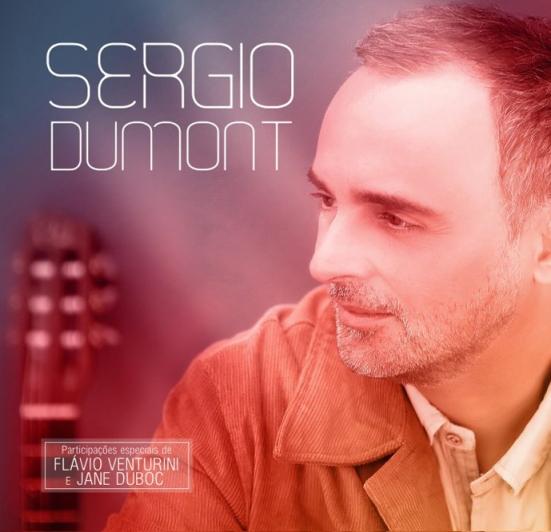 Capa - Disco - Sérgio Dumont.