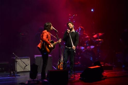 Pélico e Filipe Catto