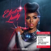 "JANELLE MONÁE: Capa e tracklist de ""THE ELECTRIC LADY"