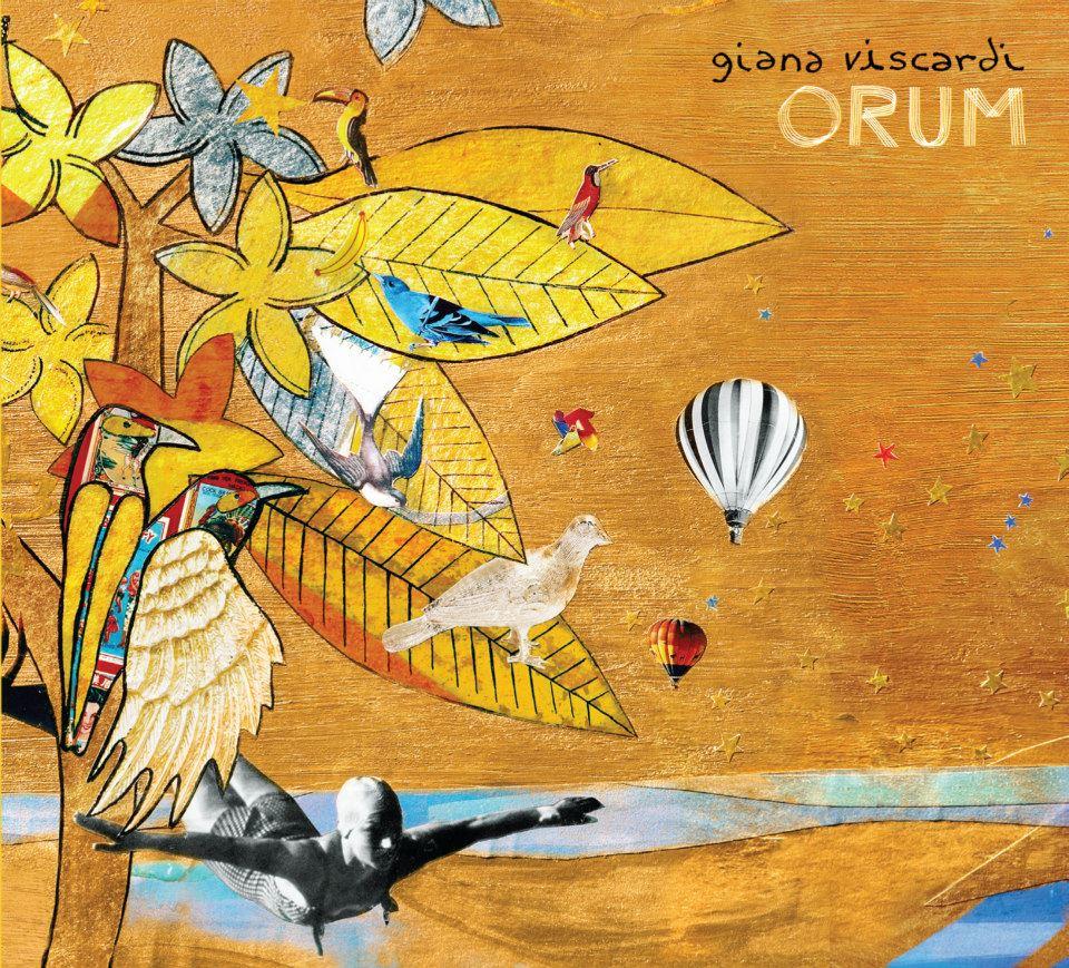 a possível capa de Orum - reprodução facebook da artista