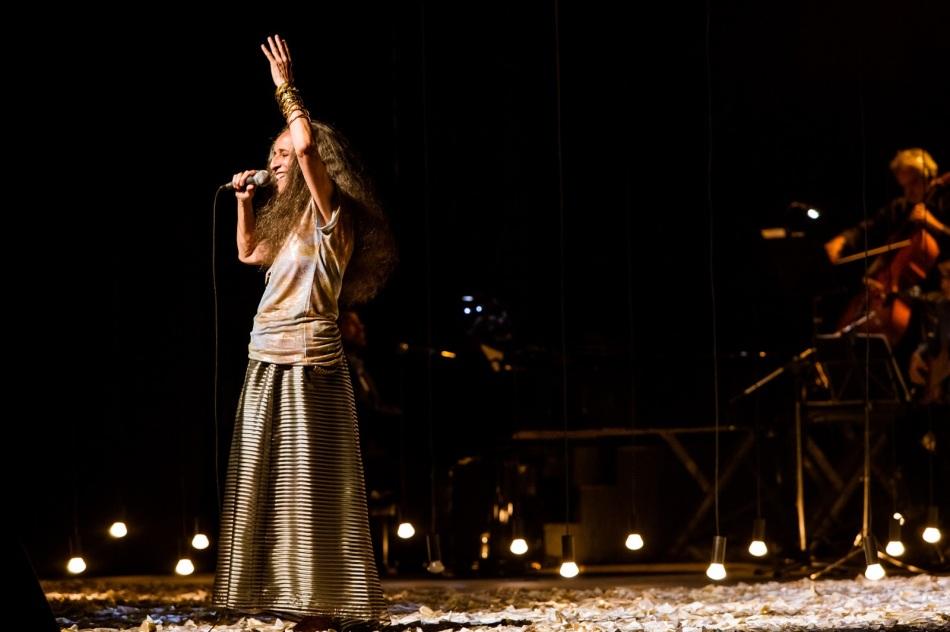 Maria Bethânia (Foto: Divulgação / João Milet Meirelles)