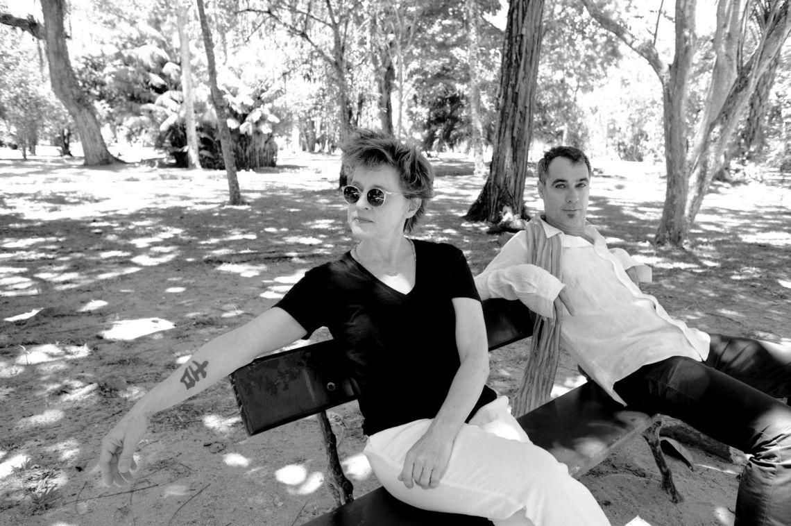 Cris Braun e Billy Brandão