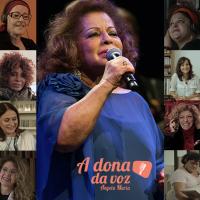 Para assistir online - A Dona Da Voz, documentário sobre a cantora Ângela Maria
