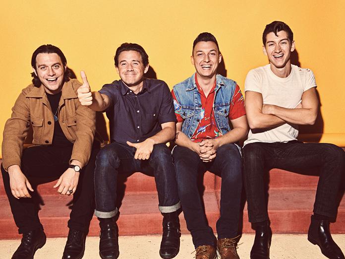 Arctic Monkeys (Foto: Zackery Michael / Divulgação)