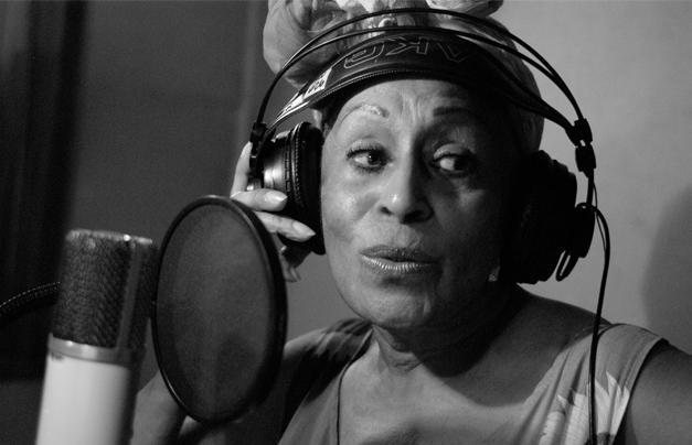 A cantora cubana Omara Portuondo (Foto: Divulgação)