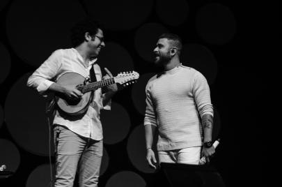 Hamilton de Holanda e Diogo Nogueira