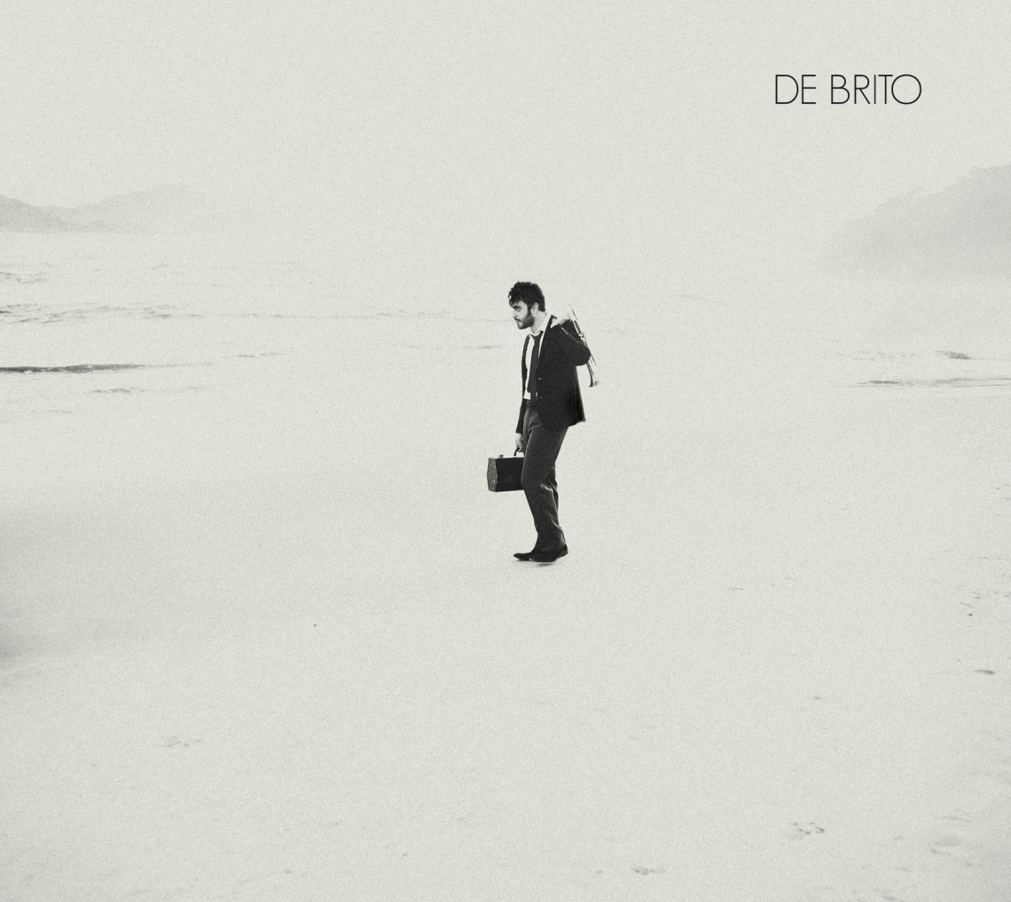 Capa disco - De Brito