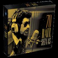 LANÇAMENTO: Raul Seixas 70, box com quatro álbuns do artista baiano