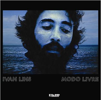 Capa -Modo Livre - Ivan Lins -bb