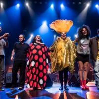 Maria Alcina roubou a cena na estreia de Corações Vagabundos, show que reverenciou a obra de Caetano Veloso