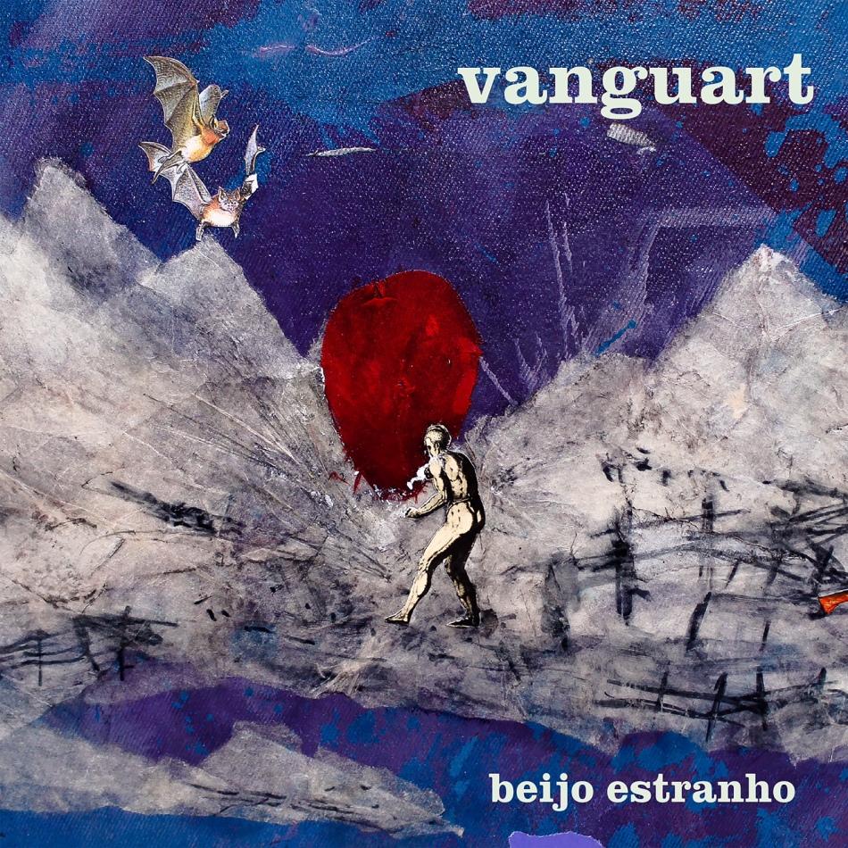 Vanguart - Beijo Estranho (capa)