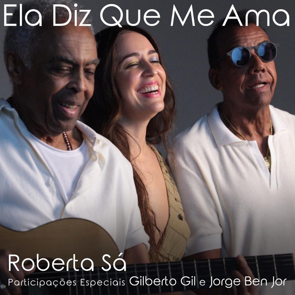 Ela Diz Que Me Ama (single)